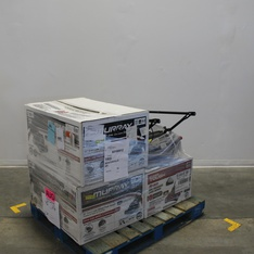 Pallet - 4 Pcs - Lawn Mowers - Customer Returns - Murray, Hyper Tough