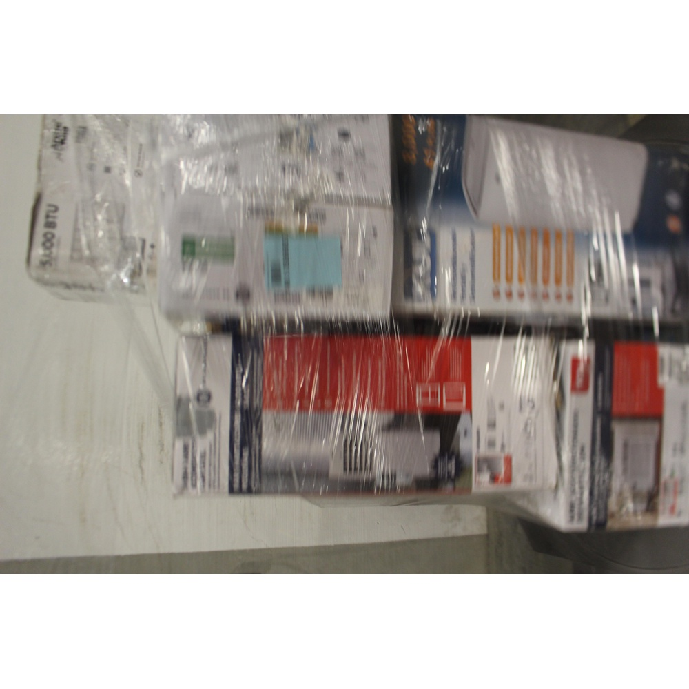 Pallet - 12 Pcs - Air Conditioners - Customer Returns - GE, TCL