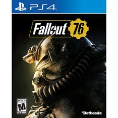 250 Pcs - Sony Video Games - New, Like New, Open Box Like New - Fallout 76(PS4)