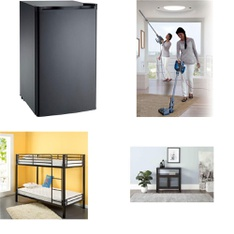 Pallet - 11 Pcs - General Merchandise - Customer Returns - CURTIS INTERNATIONAL LTD, ZINUS INC, Shark, At The Office