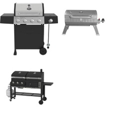 Pallet – 6 Pcs – Grills & Outdoor Cooking – Customer Returns – Expert Grill