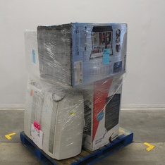 Pallet - 6 Pcs - Refrigerators - Customer Returns - Frigidaire