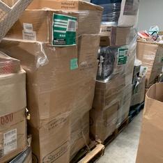 Truckload - 28 Pallets - General Merchandise (Target) - Customer Returns
