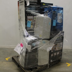 Pallet - 9 Pcs - Air Conditioners - Customer Returns - DeLonghi