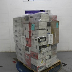Half Truckload - 13 Pallets - 662 Pcs - Heaters, Hardware, Kitchen & Dining, Fans - Customer Returns - Mainstay's, Honeywell, Brinks, PUR