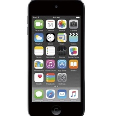 5 Pcs - Apple iPod Touch 6th Generation 32GB Space Gray MKJ02LL/A - Refurbished (GRADE B - Original Box)