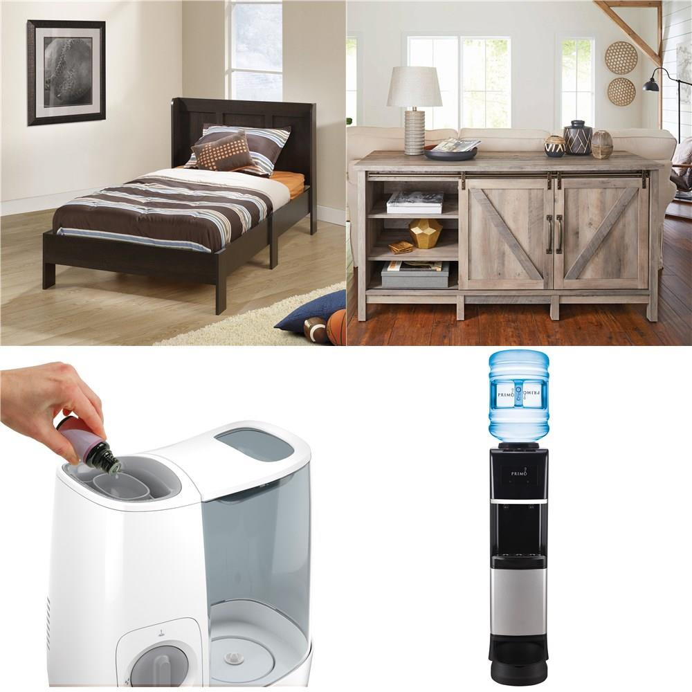 23 Pcs - Furniture -> Bedroom, Home -> Kitchen & Dining, Home Improvement  -> Hardware, Home -> Curtains & Window Coverings - Customer Returns - ...