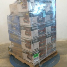 Pallet - 53 Pcs - DVD & Blu-ray Players, Receivers, CD Players, Turntables, Accessories - Customer Returns - Victrola, onn., Antop, Philips