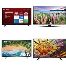 12 Pcs - LED/LCD TVs (46
