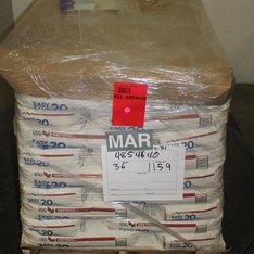 Pallet - 60 Pcs - Hardware - Brand New - Retail Ready - U. S. Gypsum Co.