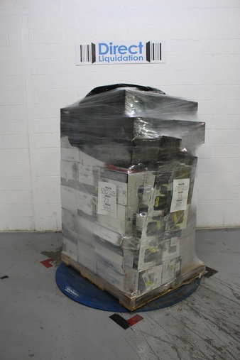 Half Truckload – 13 Pallets – 983 Pcs – Sony, Heaters, Hardware, Drip Brewers / Perculators – Customer Returns – Mainstay's, Honeywell, Electronic Arts, Mr. Coffee