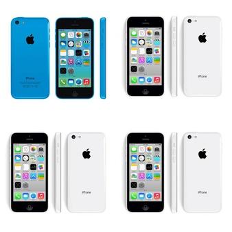 10 Pcs – Apple iPhone (Mixed Models)- BRAND NEW, GRADE A – Unlocked – Models: ME543LL/A, ME541LL/A, MGFM2LL/A, MGFG2LL/A