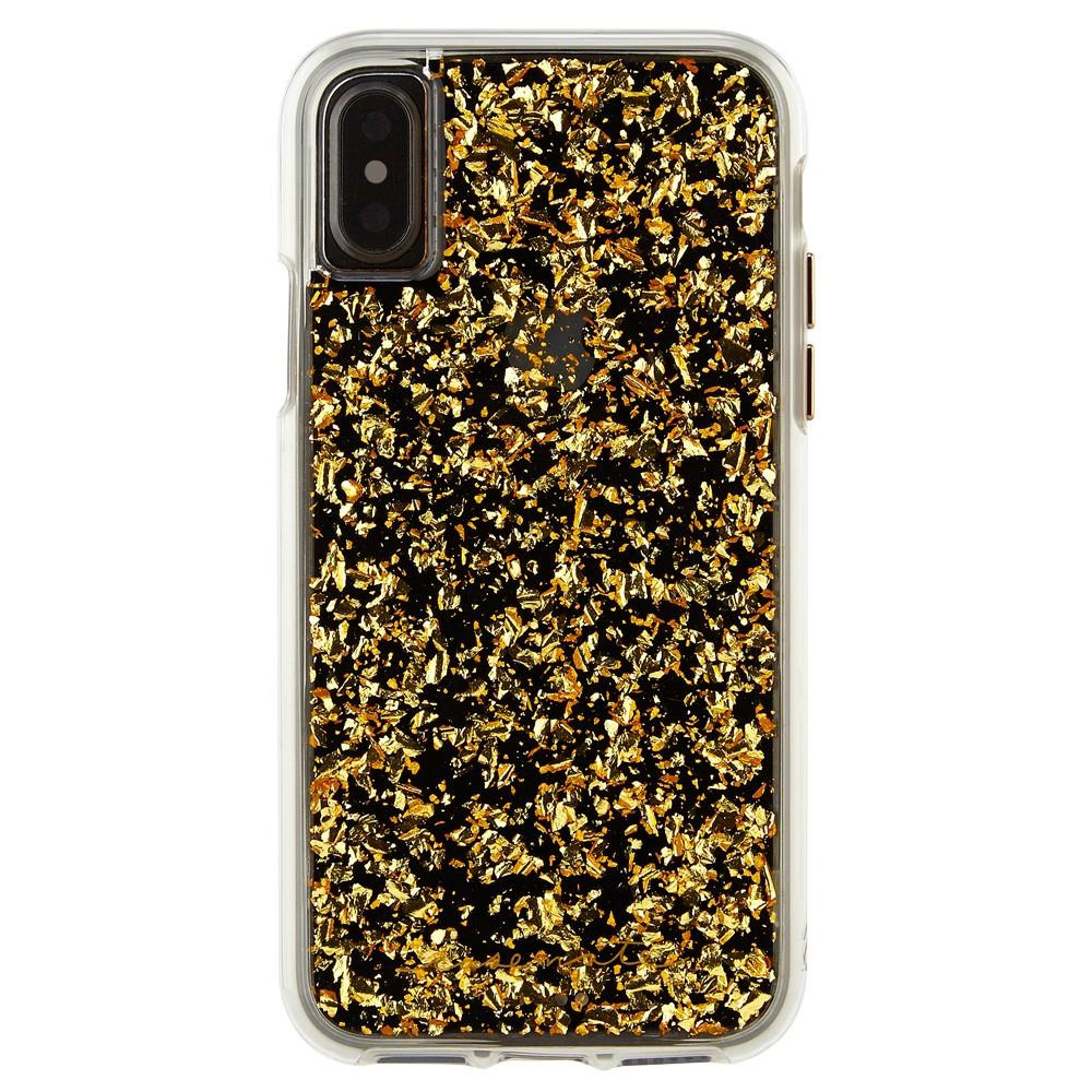 purchase cheap 918e4 e09dd 25 Pcs - Case-Mate iPhone X Case Karat, Gold - Slim Protective Design -  New, Like New, Open Box Like New - Retail Ready
