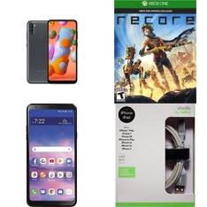 19 Pcs – Other, Samsung, LG, Microsoft – Customer Returns – Samsung, LG, Microsoft, Belkin