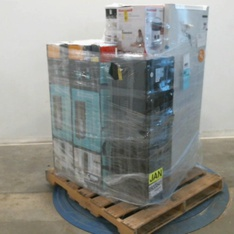 6 Pallets – 55 Pcs – Bar Refrigerators & Water Coolers, Heaters, Vacuums – Customer Returns – Galanz, Primo, Honeywell, Primo Water