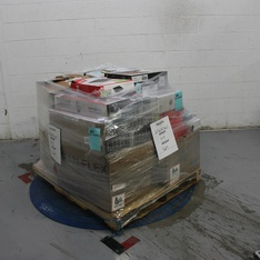 Pallet – 238 Pcs – Accessories, Chargers, Batteries, Other – Customer Returns – Onn, Blackweb, ENERGIZER, One For All