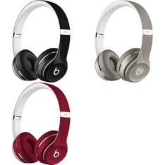 25 Pcs – Beats Solo2 Luxe Headphones – Refurbished (GRADE A)