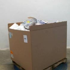 3 Pallets – 126 Pcs – Covers, Mattress Pads & Toppers – Customer Returns – Mainstay's, Mainstays, Aller-Ease, AllerEase