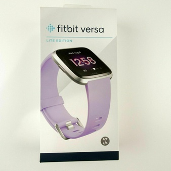 22 Pcs – Fitbit FB415SRLV Versa Lite Edition SmartWatch with Small & Large Band, Lilac – Refurbished (GRADE A, GRADE B)