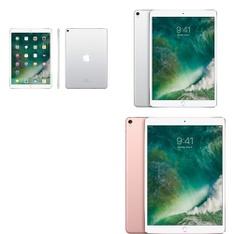 Apple iPad Pro (10.5″) – 5 Pcs – Refurbished (BRAND NEW, GRADE A) – Apple