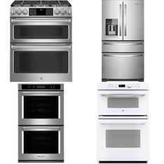 Lowes - 25 Pcs - Kitchen Appliances - Customer Returns - GE, WHIRLPOOL, KitchenAid, Frigidaire