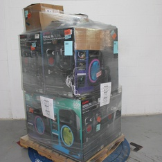 Pallet - 11 Pcs - Portable Speakers - Customer Returns - Ion, Altec Lancing