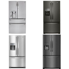 Lowes - 21 Pcs - Laundry, Refrigerators, Dishwashers, Ovens / Ranges - Customer Returns - WHIRLPOOL, Maytag, Frigidaire, Samsung