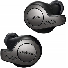 50 Pcs - Jabra Elite CPB070 True Wireless Earbuds Charging Case - Titanium Black - Refurbished (GRADE A)