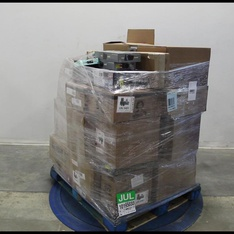 Pallet - 453 Pcs - Other, Power Adapters & Chargers, Over Ear Headphones, Keyboards & Mice - Customer Returns - Onn, onn., Projex, Speck