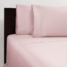 25 Pcs – Member's Mark WIL450MMTWWHI 450-Thread-Count King Sheet Set Blush – New – Retail Ready
