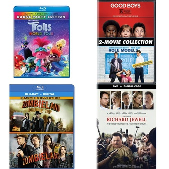 85 Pcs – Movies & TV Media – New – Retail Ready – Universal Home Video, Paramount, WARNER HOME VIDEO, Lionsgate