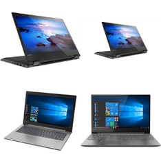 28 Pcs – Laptops – Refurbished (GRADE B, GRADE C) – LENOVO
