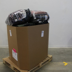 Pallet - 14 Pcs - General Merchandise - Luggage - Customer Returns - Travelers Polo & Racquet Club, Coleman, iFly