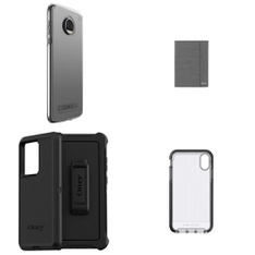 133 Pcs – Cases – New – Retail Ready – Speck, OtterBox