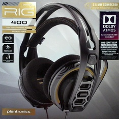 37 Pcs - Plantronics 210257-60 400 Dolby Atmos Gaming Headset - (GRADE A)