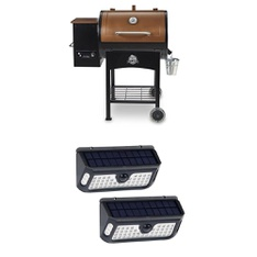 Pallet – 2 Pcs – Grills, Outdoor Cooking & Mixed Goods – Customer Returns – Pit Boss, Westinghouse Lighting