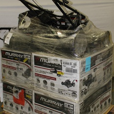 Pallet - 6 Pcs - Lawn Mowers - Customer Returns - Murray, Snapper