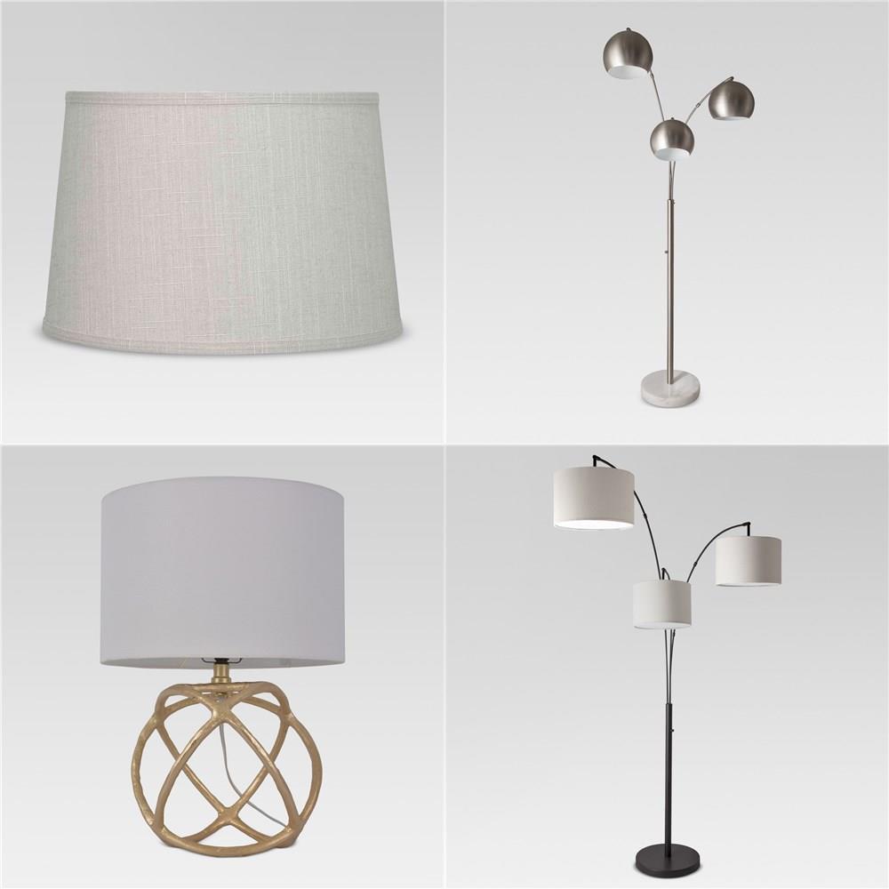 Pallet - 17 Pcs - Lighting & Light Fixtures - Customer Returns - threshold,  Project 17