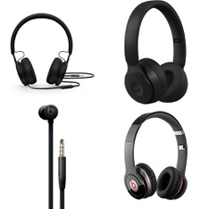 73 Pcs – Wired In Headphones (Tested NOT WORKING) – Models: ML992LL/A, MU982LL/A, MRJ62LL/A, MLLH2AM/A