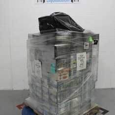 Half Truckload - 13 Pallets - 4654 Pcs - Sony, Nintendo, Humidifiers / De-Humidifiers, Other - Customer Returns - As Seen On TV, Electronic Arts, Ubisoft, Collective Minds