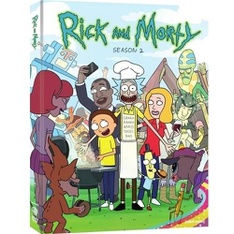 Rick and Morty: The Complete Second Season - Brand New