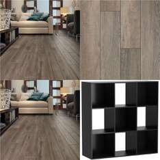 Pallet - 11 Pcs - Tools - Hardware, Living Room - Customer Returns - Select Surfaces, Mainstay's