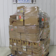 Pallet – 2525 Pcs – Not Powered, Action Figures, Boardgames, Puzzles & Building Blocks, Decorations & Favors – Brand New – Bullseye's playground, Block Tech, Toysmith, Unique Industries