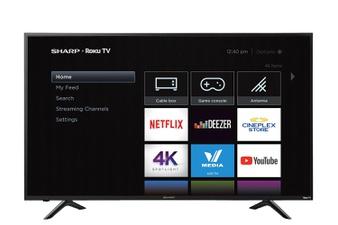 8 Pcs – LED/LCD TVs (58″ – 65″) – Refurbished (GRADE A) – SHARP