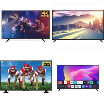 9 Pcs – LED/LCD TVs – Brand New – RCA