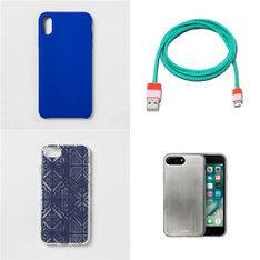 150 Pcs - Electronics & Accessories - New - Retail Ready - Heyday, LAUT, OtterBox, Ashley Mary