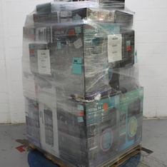 Pallet – 31 Pcs – Receivers, CD Players, Turntables, Portable Speakers – Tested NOT WORKING – CROSLEY , Blackweb, Ion, Victrola