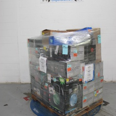 Pallet - 26 Pcs - Receivers, CD Players, Turntables, Speakers - Tested NOT WORKING - Blackweb, Samsung, BOSE, Monster