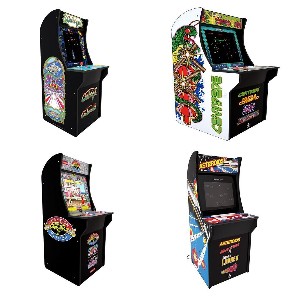 Pallet - 9 Pcs - Video Games - Other - Customer Returns - ARCADE1up