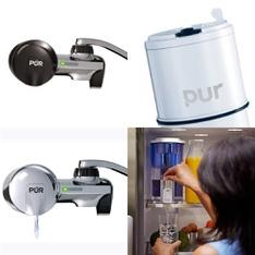 Pallet - 177 Pcs - Kitchen & Dining, Hardware, Kitchen & Bath Fixtures - Customer Returns - PUR, Kaz, Great Value, Razor